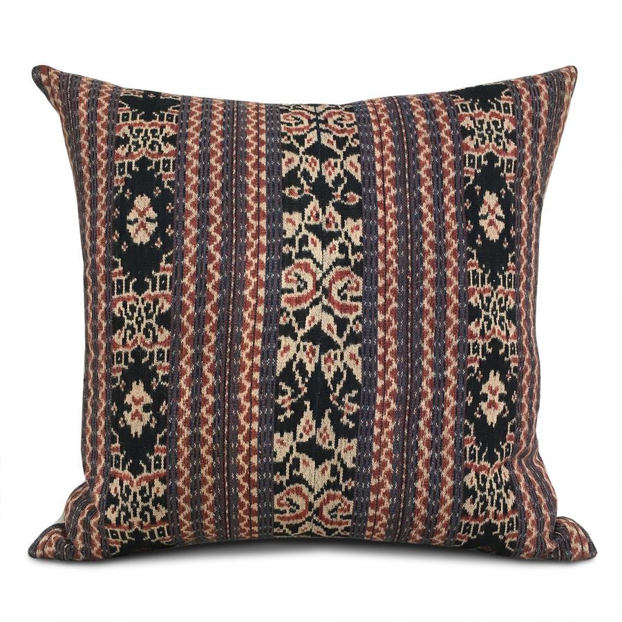 Vintage Flores Ikat Cushions