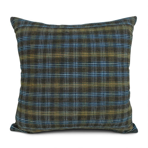 White Yi Homespun Cushion