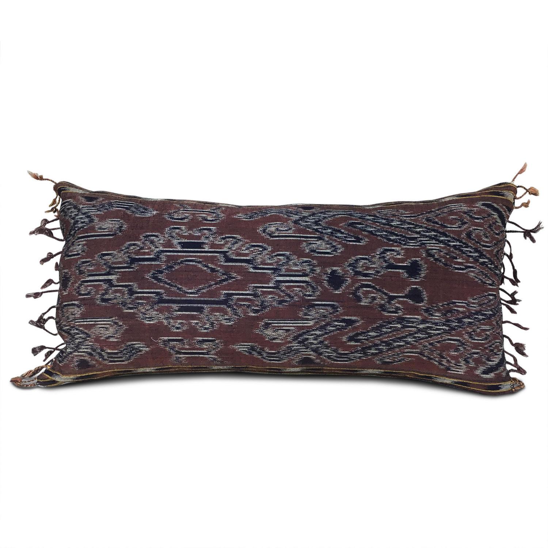 Vintage Timor Ikat Cushions