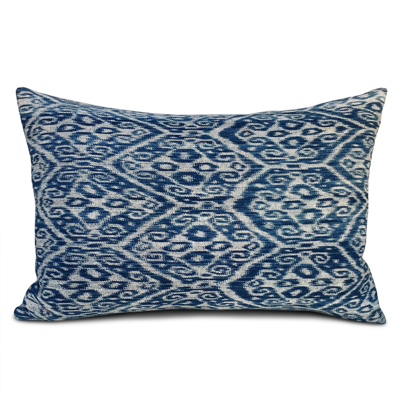 Indigo Timor Ikat Cushions