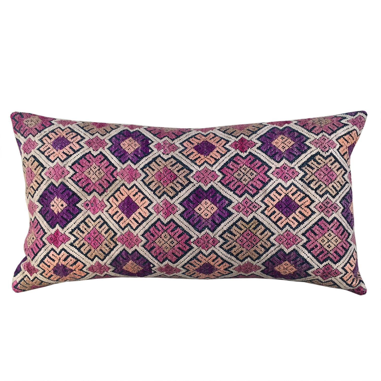White Tai Cushions