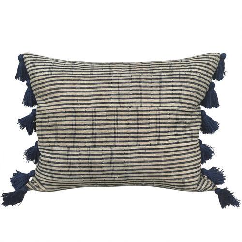 Yoruba Cushions with Tassels