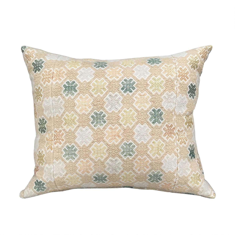 Yellow Zhuang Cushions