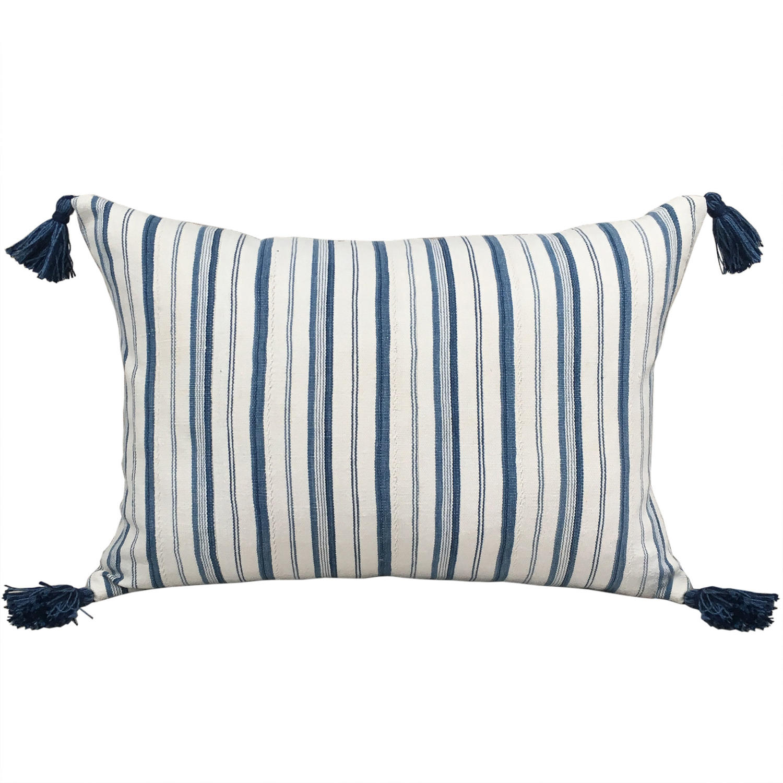 Ivory Coast Cushions with Tassels
