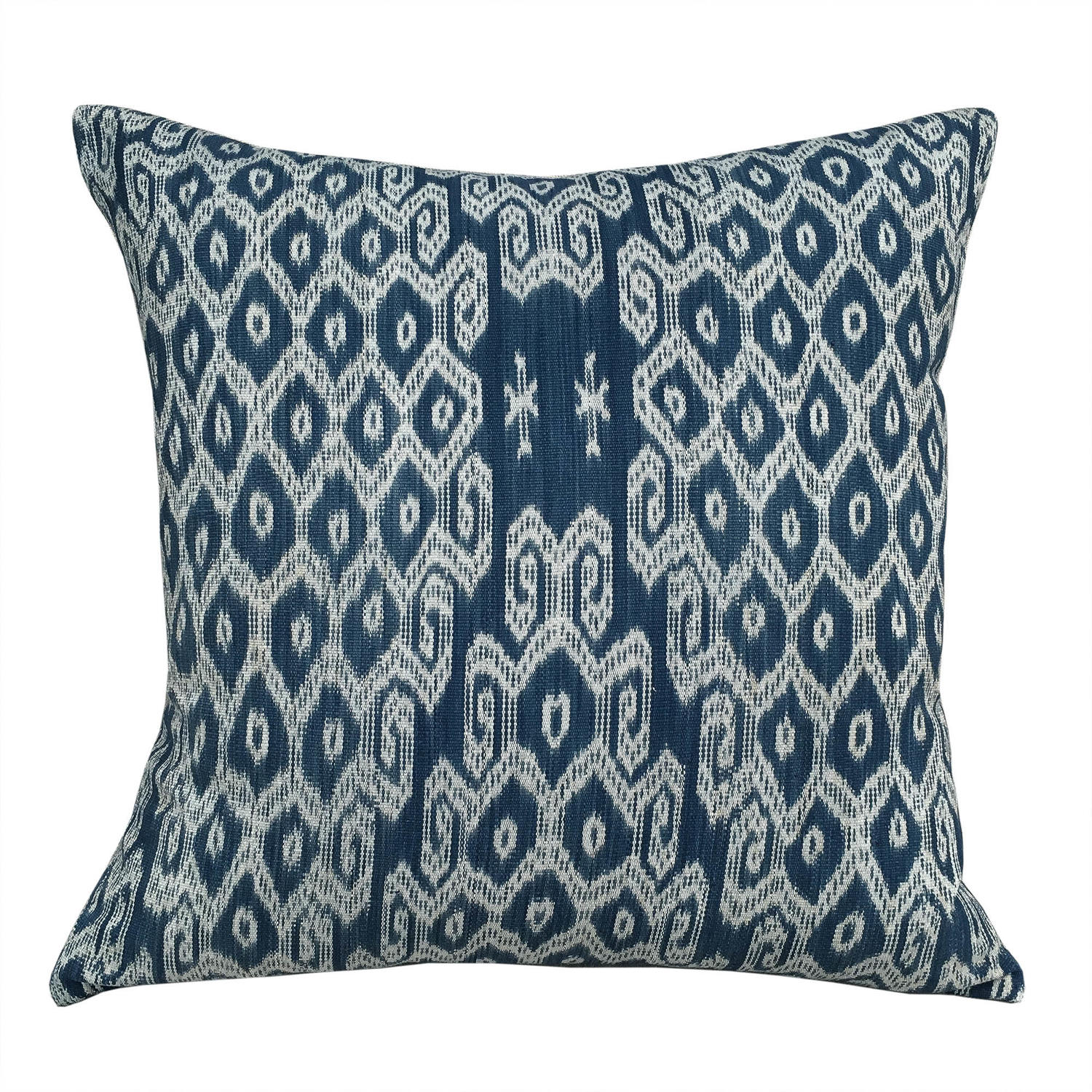Large Timor Ikat Cushions