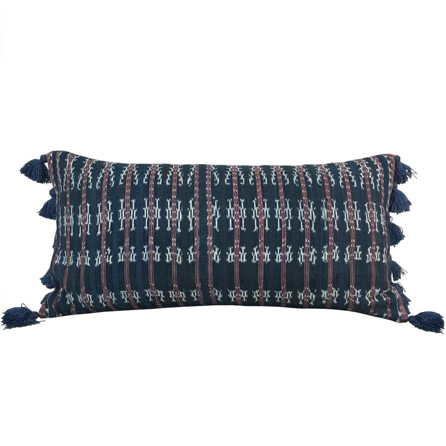 Savu Ikat with Tasselled Sides