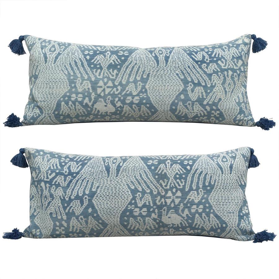 Garuda Ikat Cushions