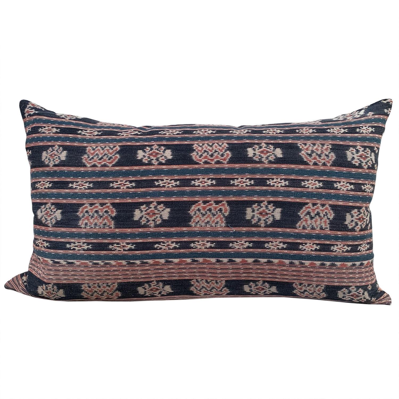 Faded Savu Ikat Cushions