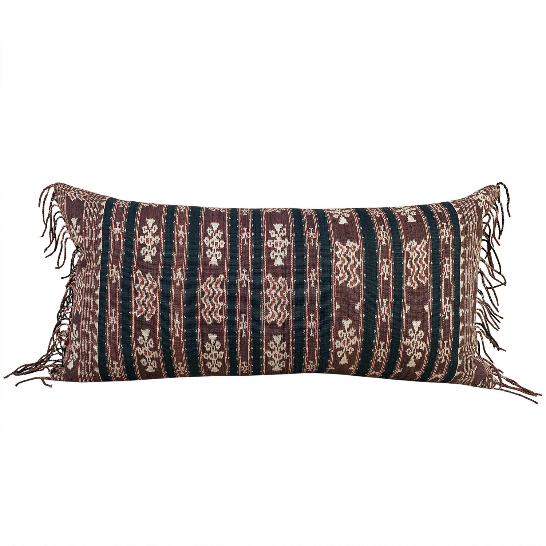 Jumbo Savu Ikat Cushion