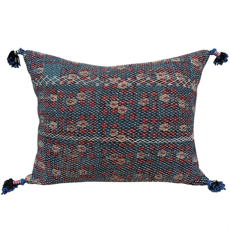 Banjara Cushions with Baluchi Tassels