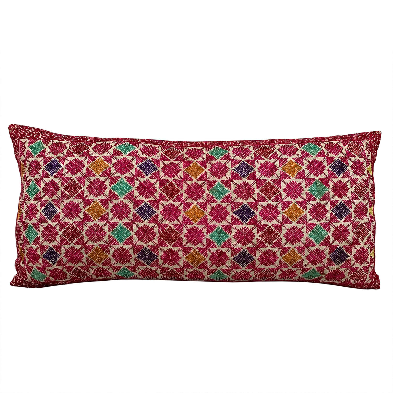Vintage Swati Pillow