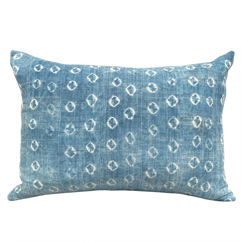 Mossi Indigo Cushions