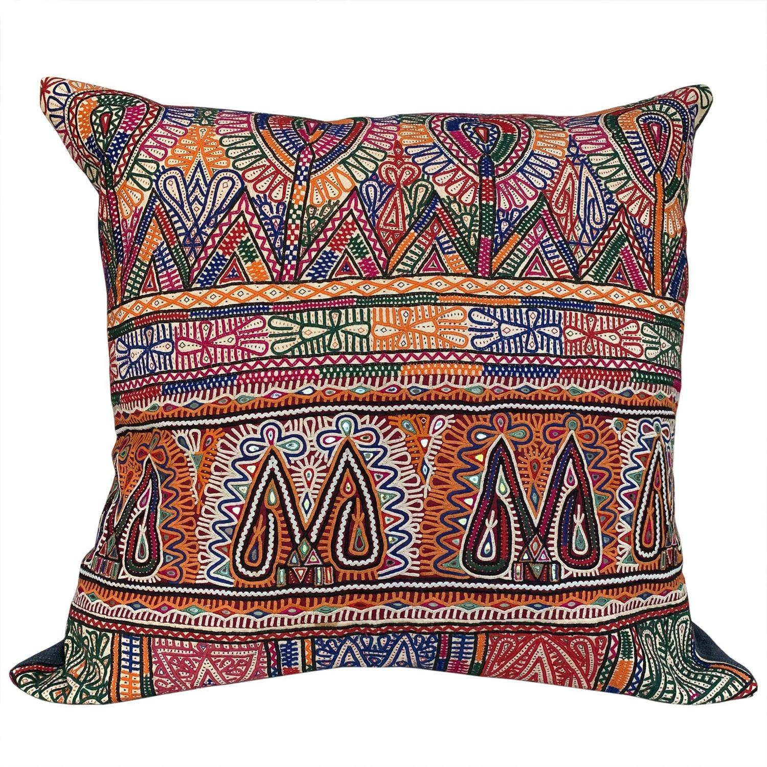 Large Rabari Cushion