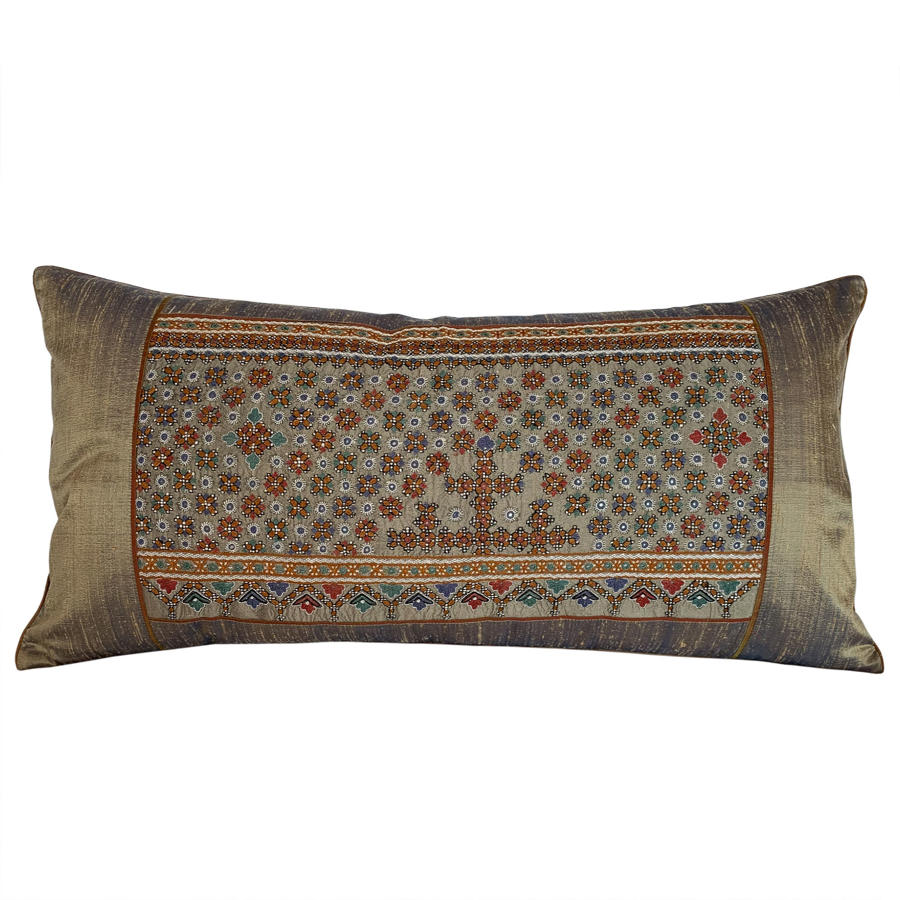 Shrujan hand embroidered cushions