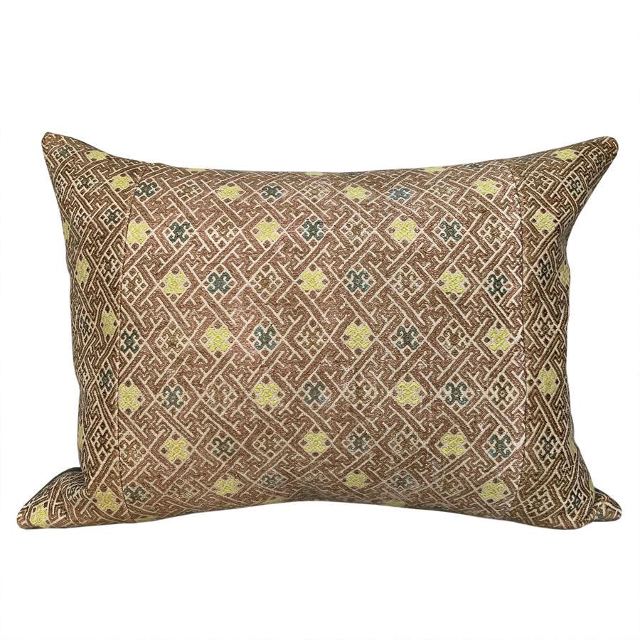 Gold Zhuang Cushion