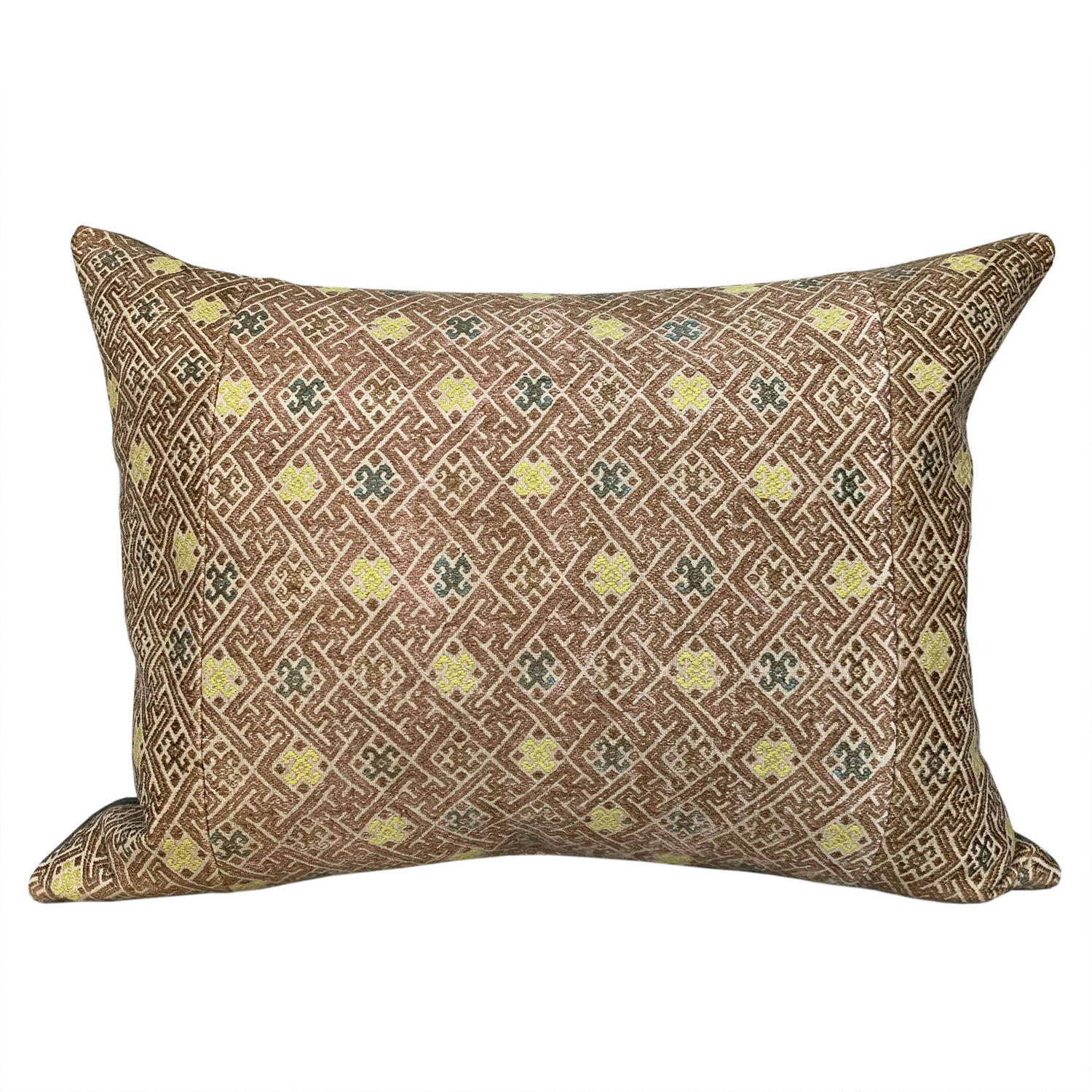 Gold Zhuang Cushion
