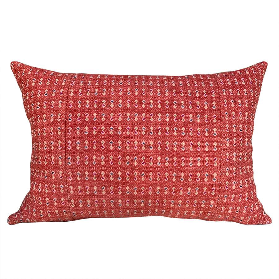 Large Zhuang wedding blanket cushion
