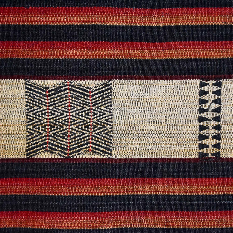 Vintage Nagaland shawl