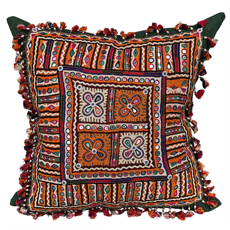 Rabari chackla cushions