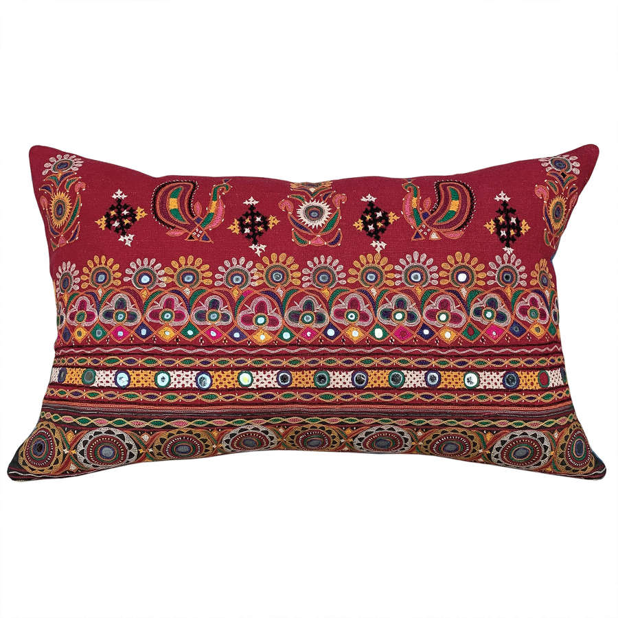 Ahir dowry bag cushion