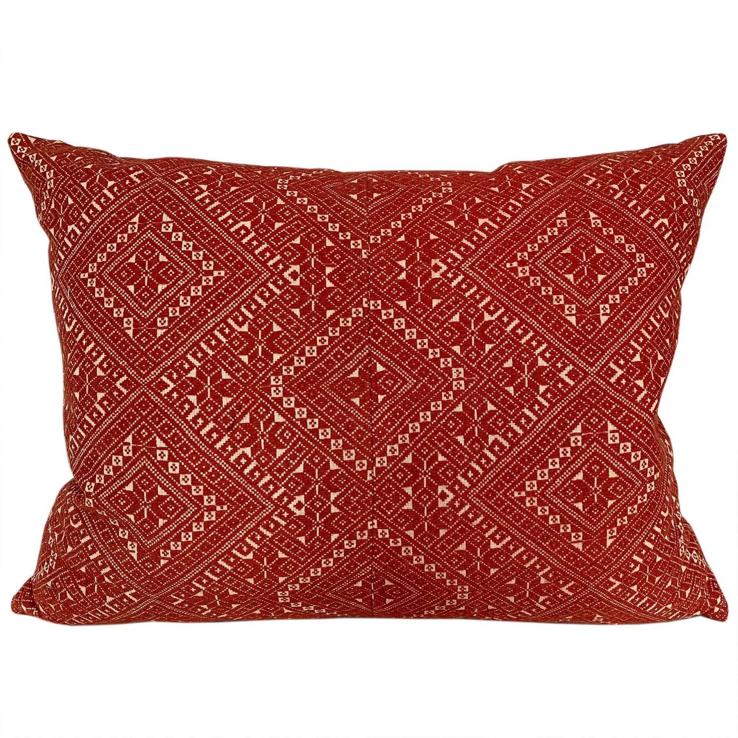 Large Dai wedding blanket cushions