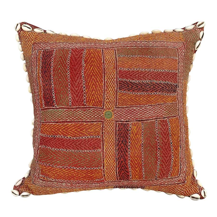 Banjara kalchi cushion