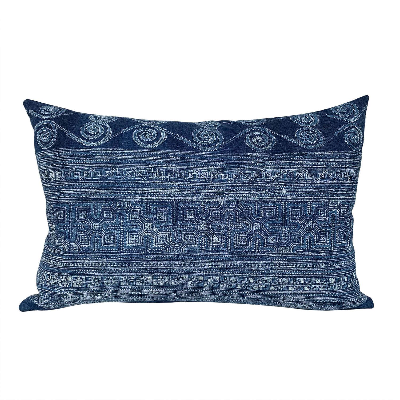 Miao batik cushions