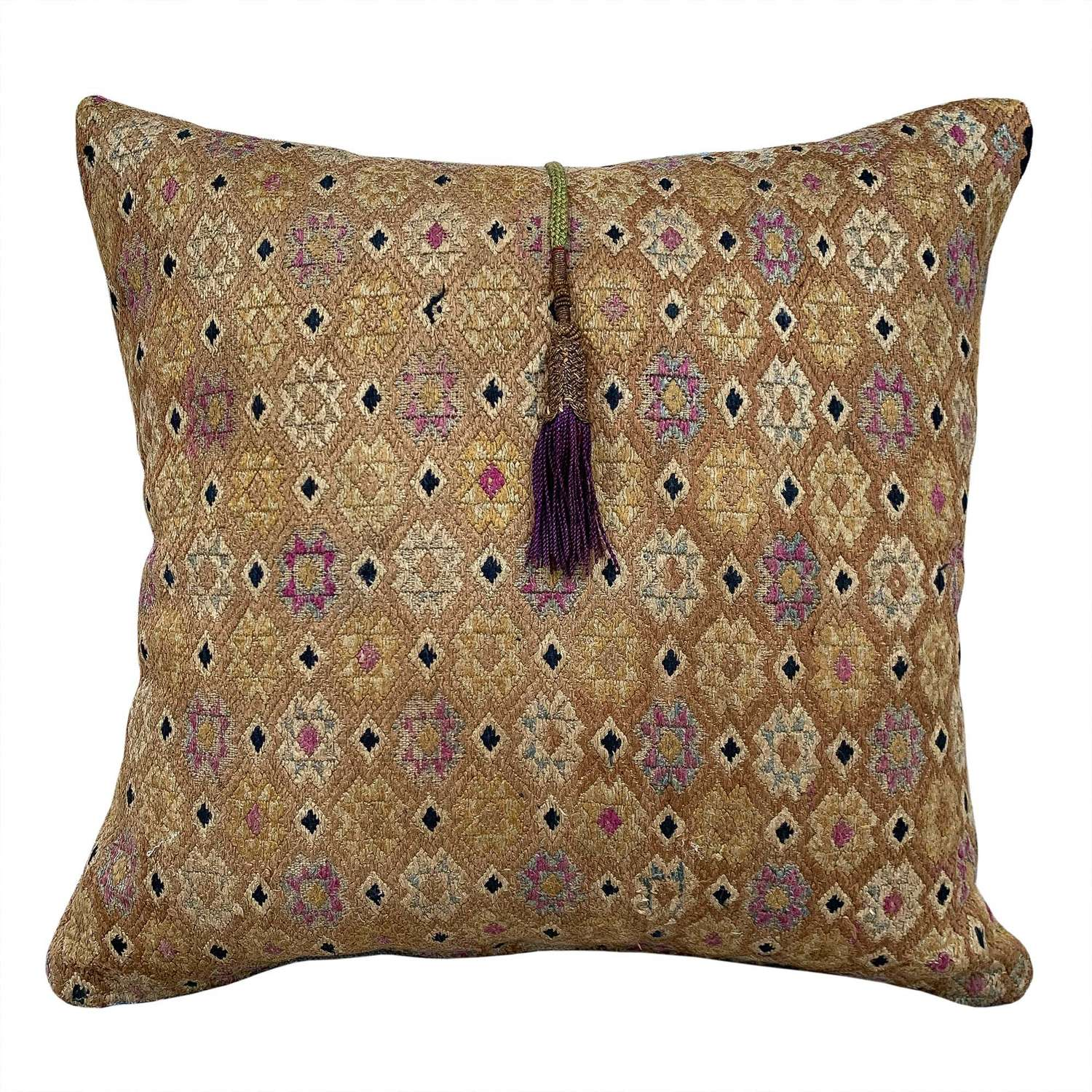 Exquisite C19 Buyi textile cushion