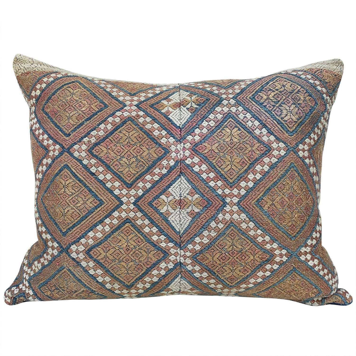 Large Buyi wedding blanket cushions