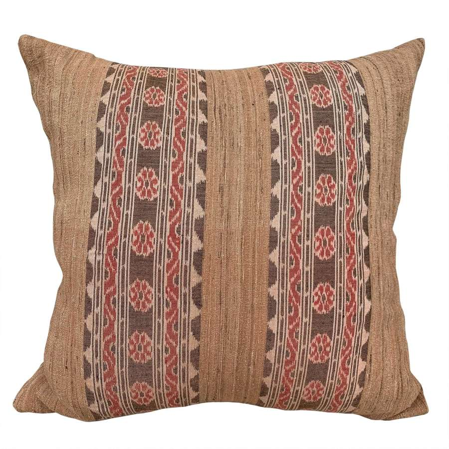 Orissa silk cushions