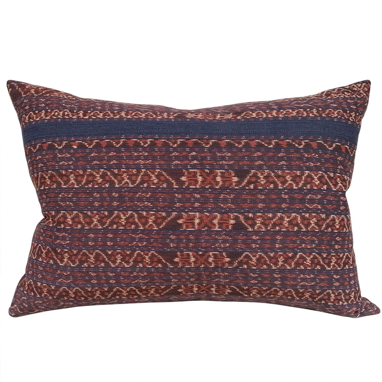 Flores ikat cushions