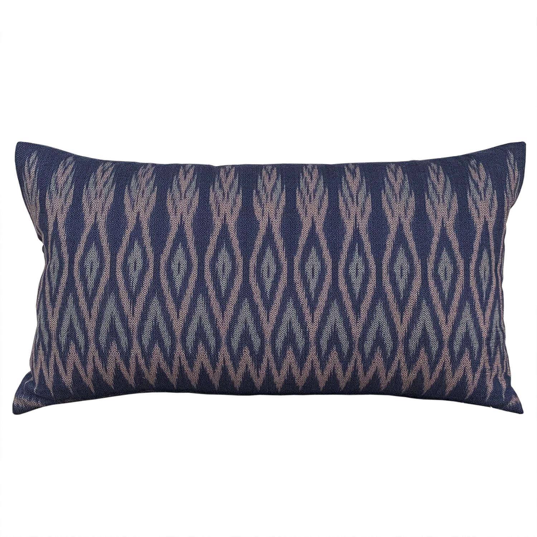 Laos ikat cushions