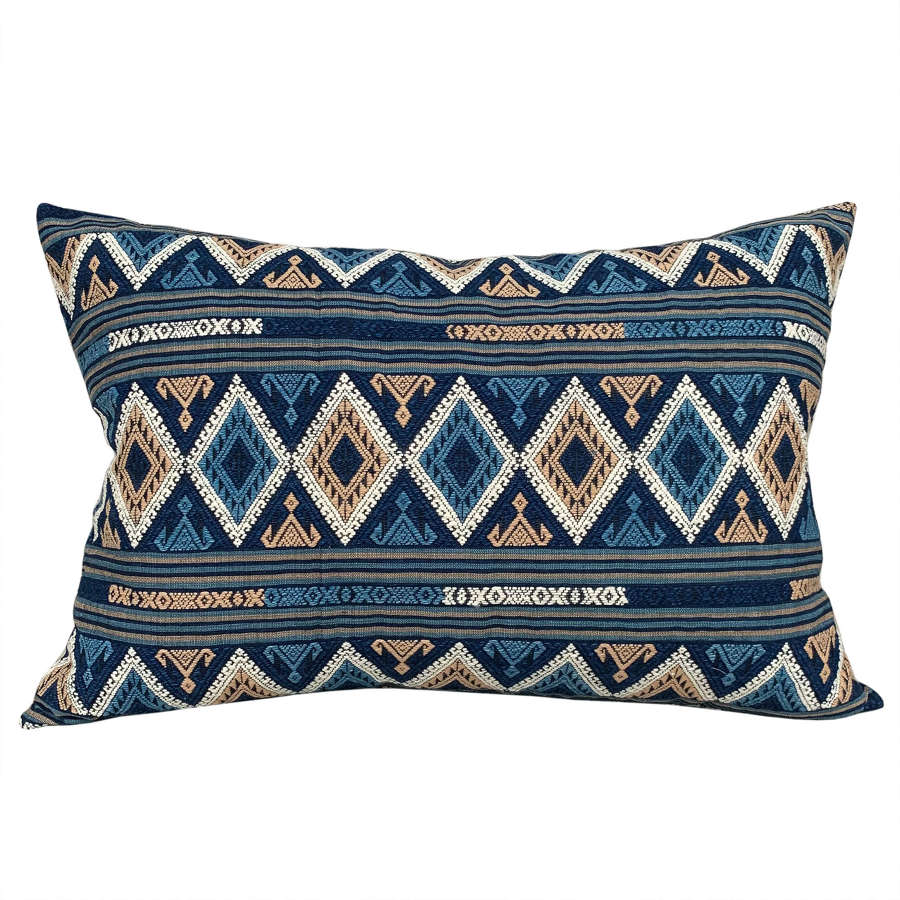 Laos handloomed cushions