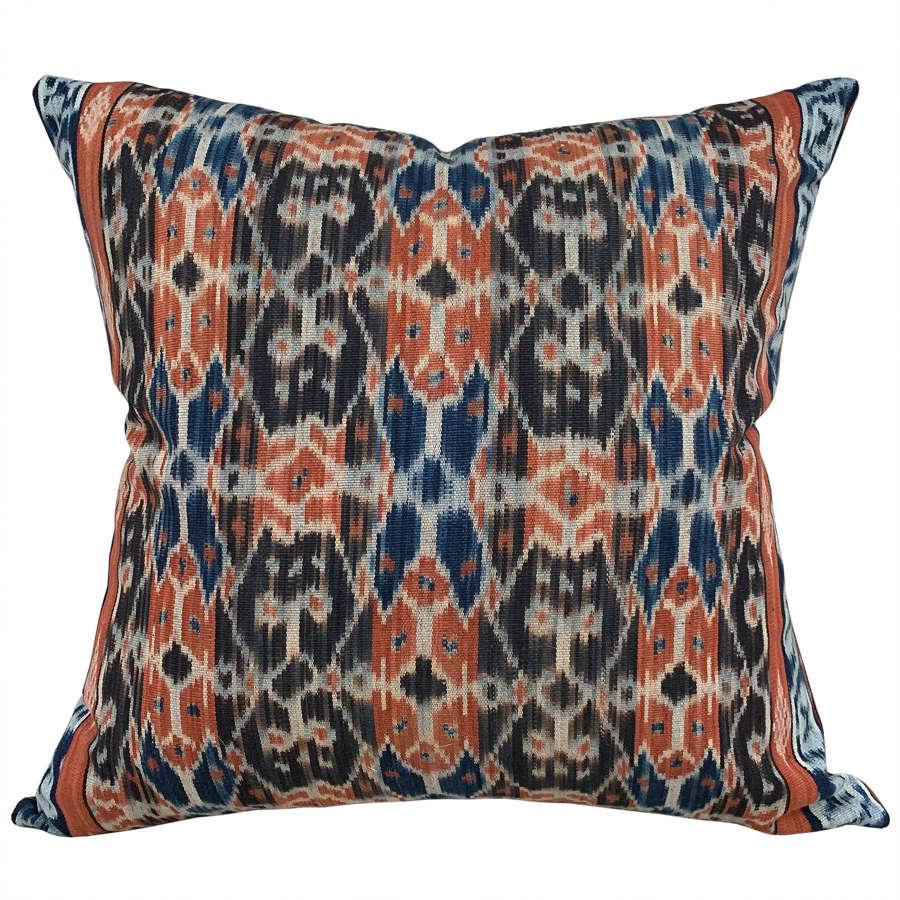 Sumba ikat cushions