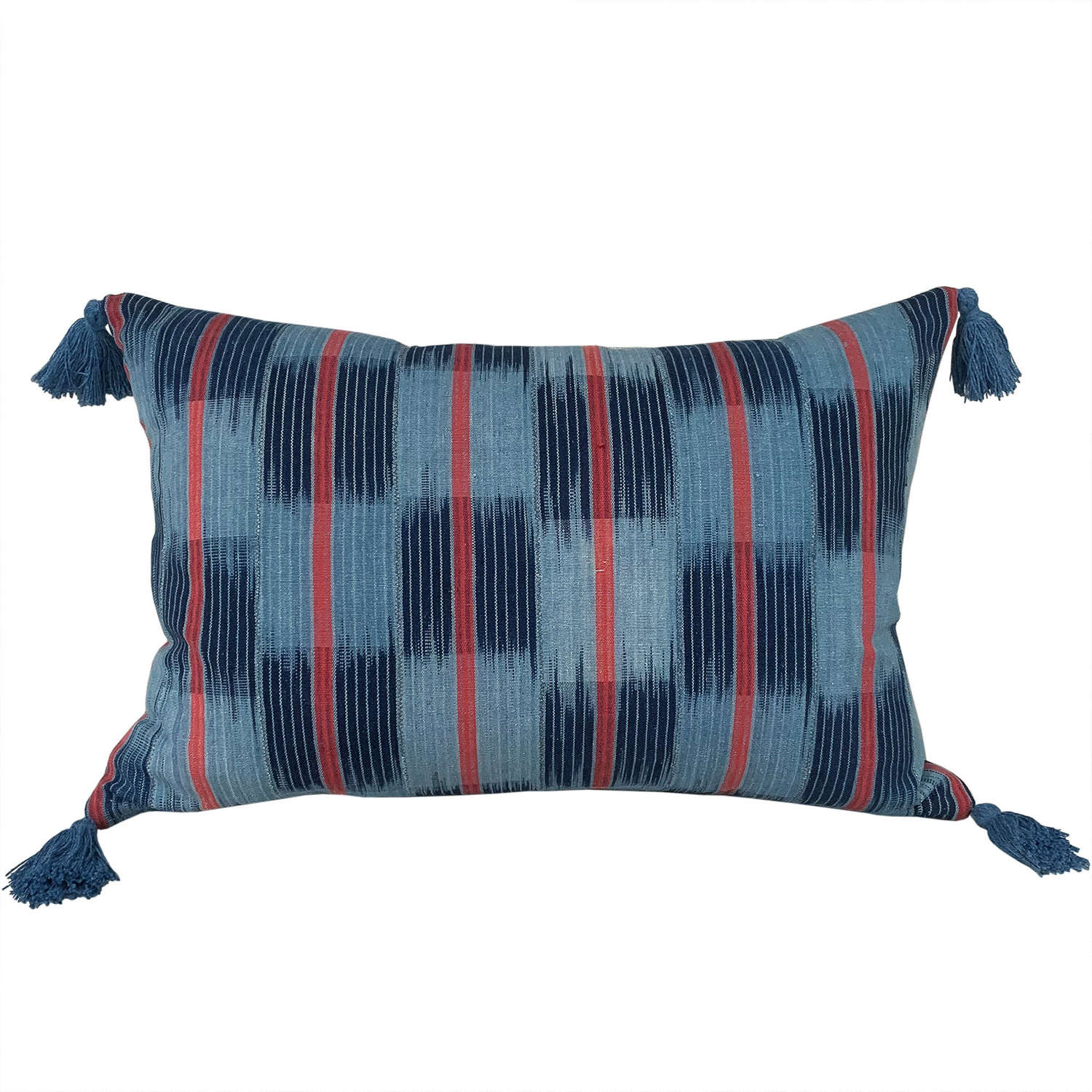 Dioula cushions with tassels