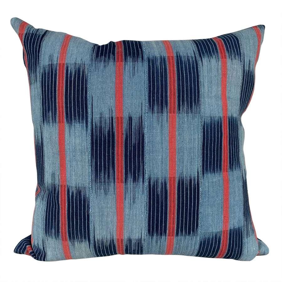 Indigo Dioula cushions