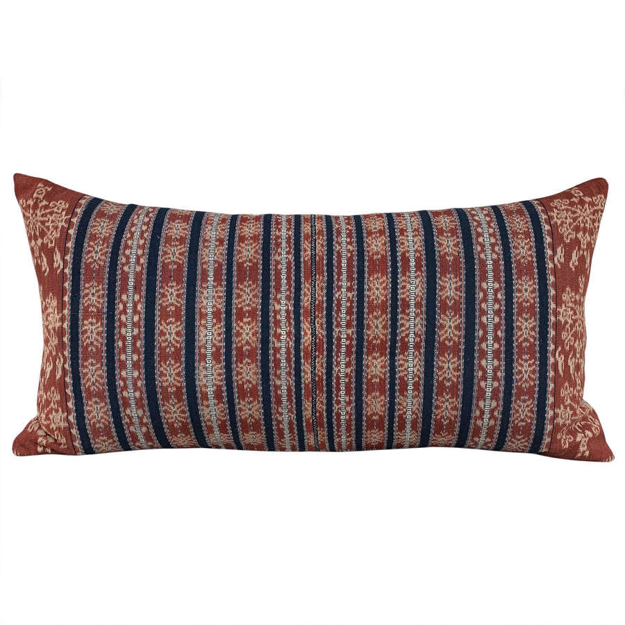 Large Savu ikat cushions