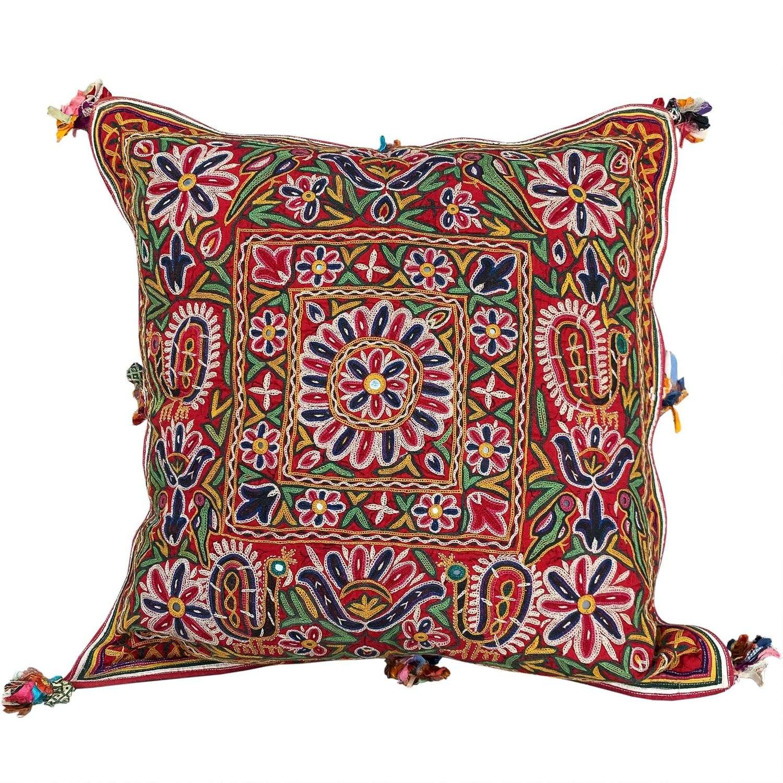 Gujurati chakla cushions