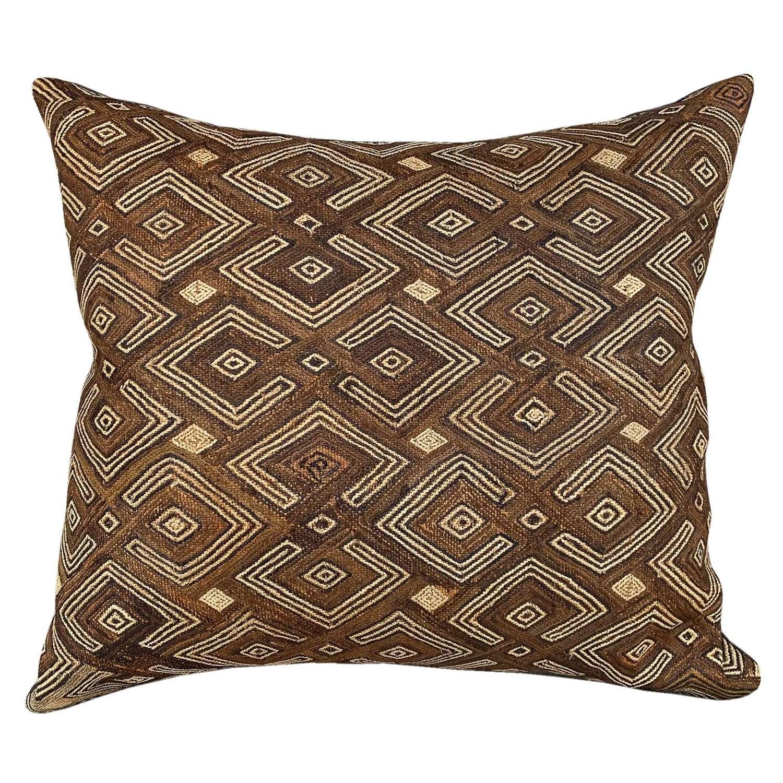 Kuba flatweave cushion