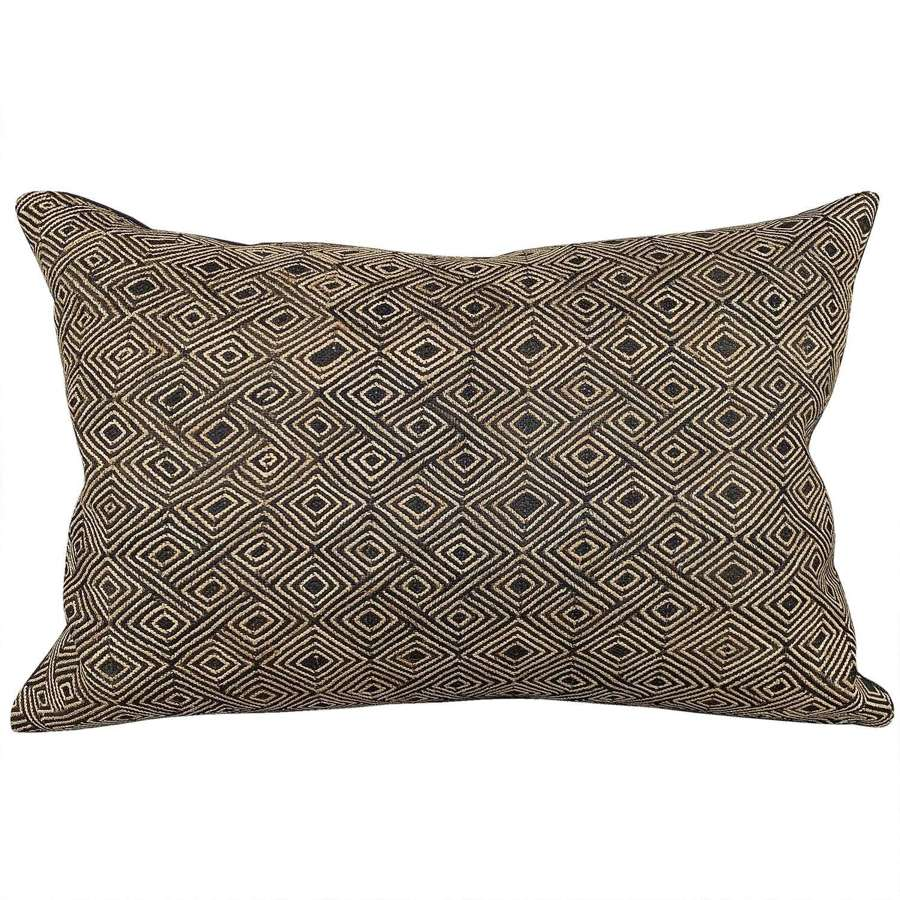 Kuba flatweave cushion