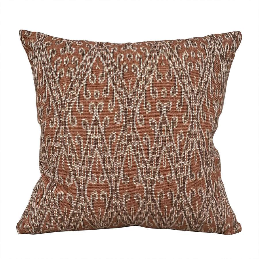 Handwoven Dayak cushions