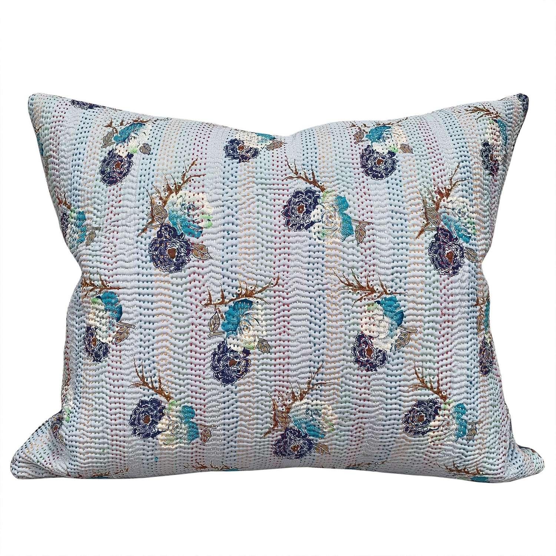 Pretty Sami quilt cushion