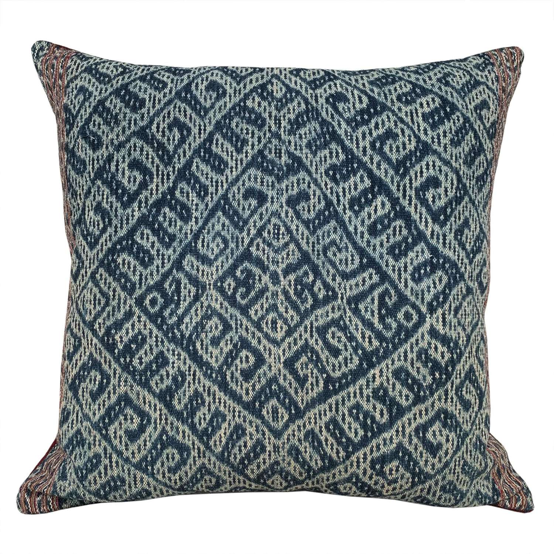 Large Timor sarong cushions
