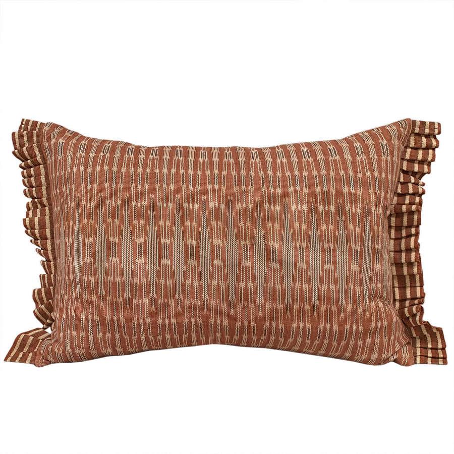 Dayak cushion