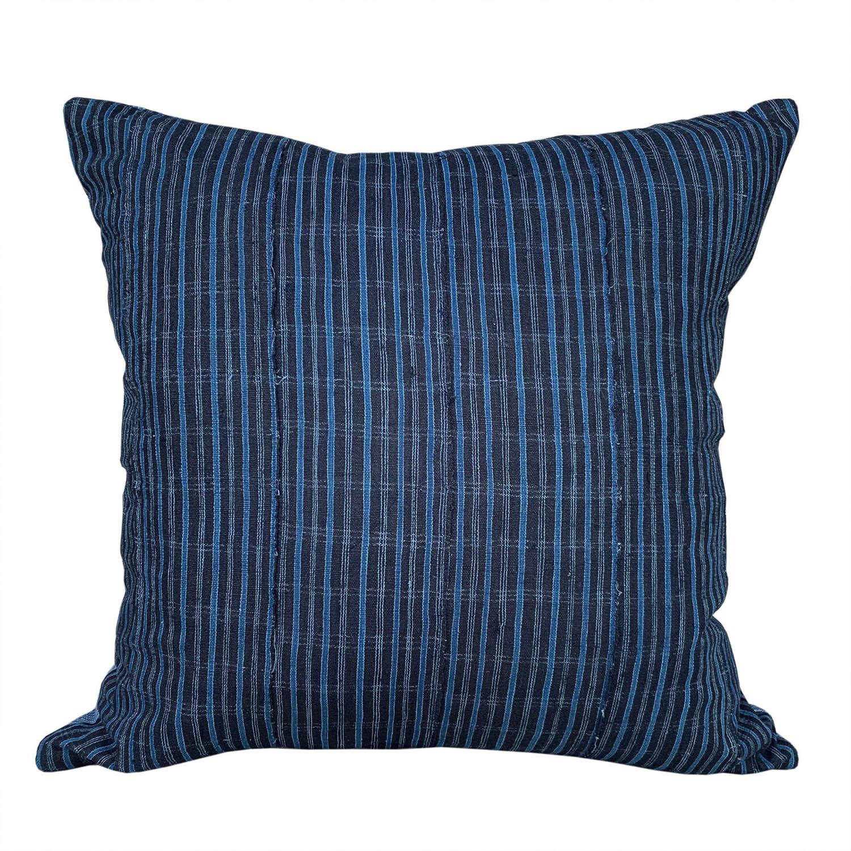 Indigo Yoruba Cushions