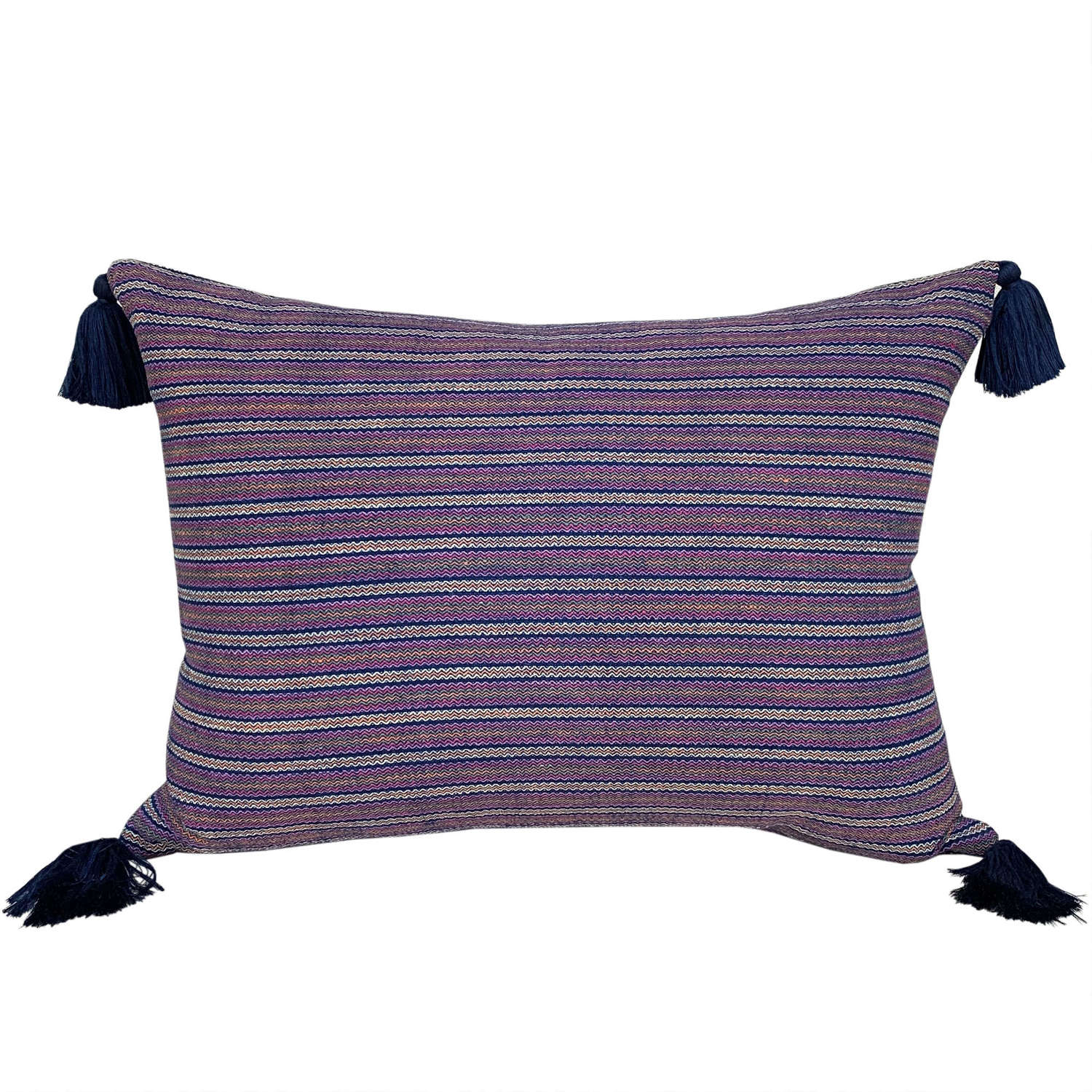 Songjiang cushions with tassels