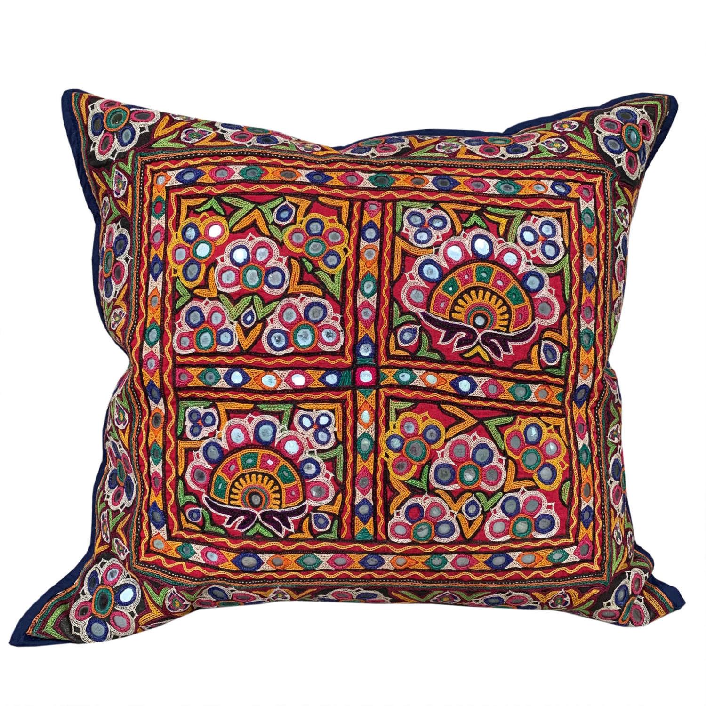 Gujurati chackla cushions