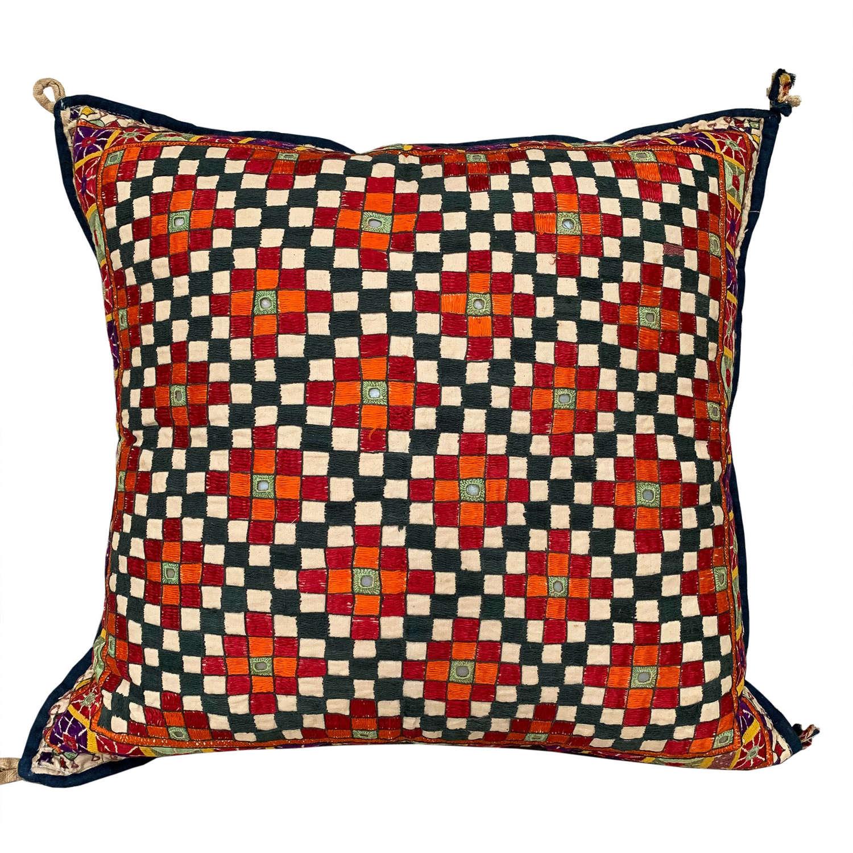 Gujurati chackla cushion
